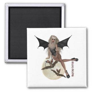 * Gothic - Vampire Chic - Hardcore Couture Fridge Magnet
