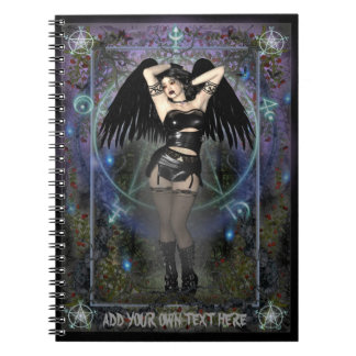 Gothic Vampiress ~ Notebook