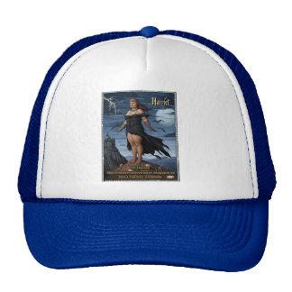 GOTHIC VAMPYRE HAT