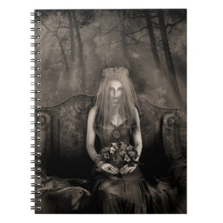 Gothic Wedding Custom Notebook