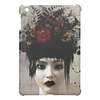 Gothic Wild Thoughts Surreal Art Cover For The iPad Mini