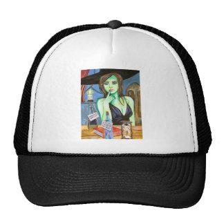 GOTHIC WITCH CAP