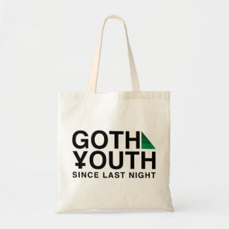 GothYouth tote Budget Tote Bag