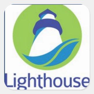 GoToLighthouse Church Logo Stickers