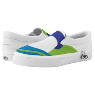 GoToLighthouse Slip On's Printed Shoes