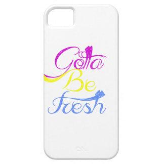 Gotta Be Fresh iPhone 5 Cover