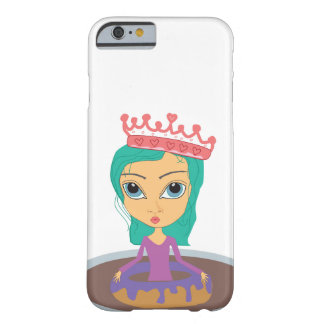 Gotta have my coffee & donut Princess iPhone Case