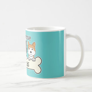 Gotta Love Akitas Coffee Mug