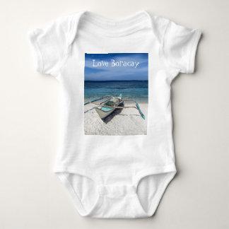 Gotta Love Boracay Baby Bodysuit