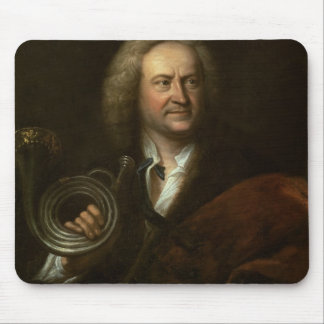 Gottfried Reiche , Senior Musician and Solo Mouse Pad