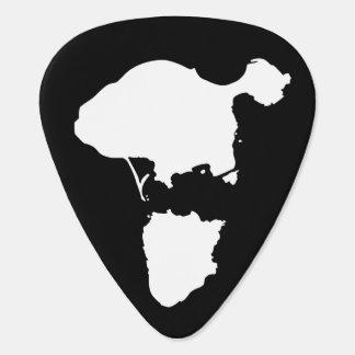 Gotts Island Guitar Picks - Black