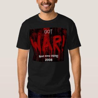 gotwar shirts