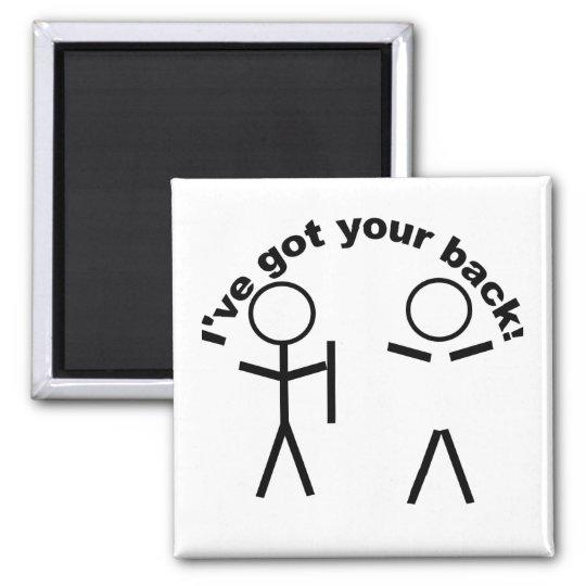 gotyourback magnet