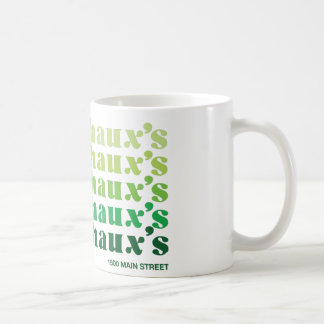 Goudchaux's Coffee Mug