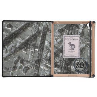 Gouged & Scarred 1 DODO iPad Folio Cases iPad Covers