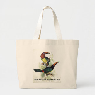 Gould - Green Aracari Promo Bag