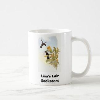 Gould - Sooty Barbed-Throat Hummingbird Mugs