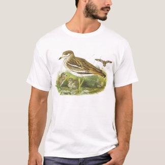 Gould - Stone Curlew - Burhinus oedicnemus T-Shirt