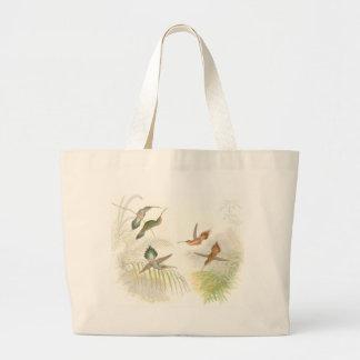Goulds Hummingbirds Tote Bag
