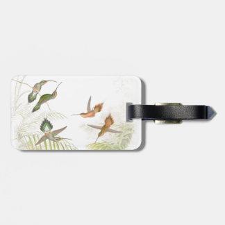 Goulds Hummingbirds Bag Tag