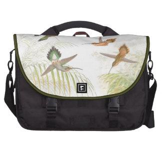 Goulds Hummingbirds Messenger Bag Laptop Bags