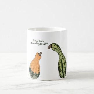 Gourd-geous Coffee Mug