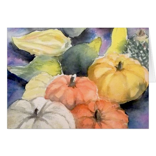 Gourds -2 card