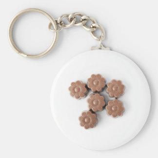 Gourmet Milk Chocolate Keychain