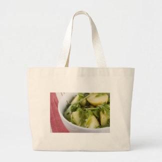 Gourmet Potato Salad Cloth Shopping Bag