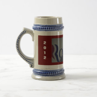 Gov Mitt Romney Photo Stein Mug