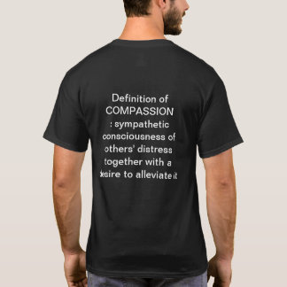 #GoVegan for Compassion T-Shirt