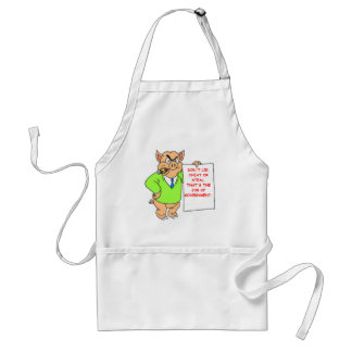 government aprons