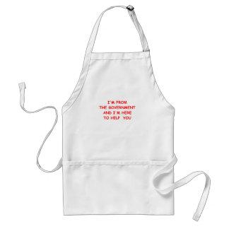 government apron