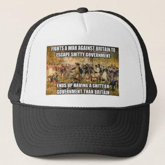 Government cap