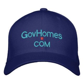 Government Foreclosed Homes @ GovHomes.com Baseball Cap