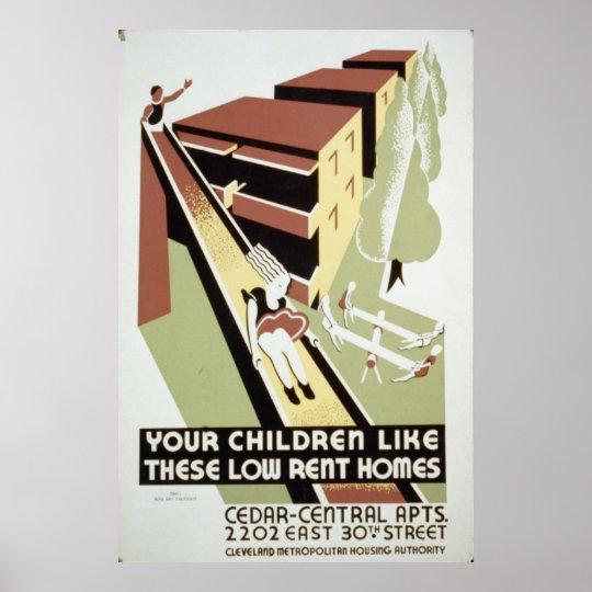 Government Apartments: Liberal Democrats Posters & Prints