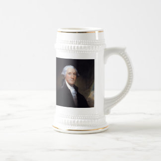 Government is force, George Washington Beer Steins