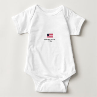 Government should be MY size Baby Bodysuit