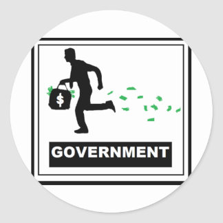 GOVERNMENT STICKERS