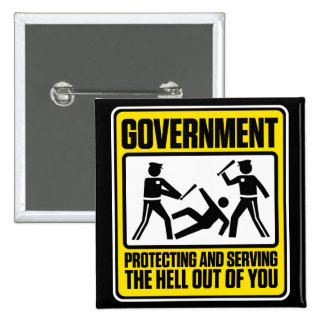Government Warning Button
