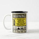 Government Warning Mugs