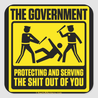 Government Warning Sticker