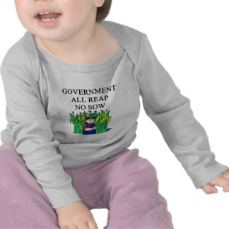 government waste joke shirt