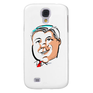 GoVeRnOr HaLeY BaRbOuR Samsung Galaxy S4 Cases