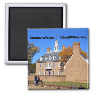 Governor s Palace Colonial Williamsburg Fridge Magnets