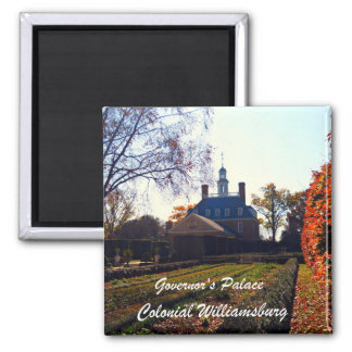 Governor s Palace Colonial Williamsburg Magnets
