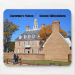 Governor's Palace, Colonial Williamsburg Mousepad