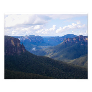 Govetts Leap Lookout - Photo Print