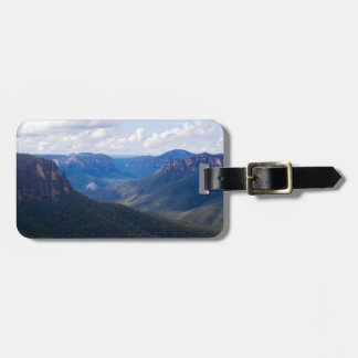 Govetts Leap Lookout, The Blue Mountains Luggage Tag