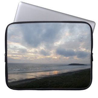 Gower Peninsula Beach Laptop Sleeve